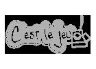 """Logo du magasin """"C'est le jeu"""""""